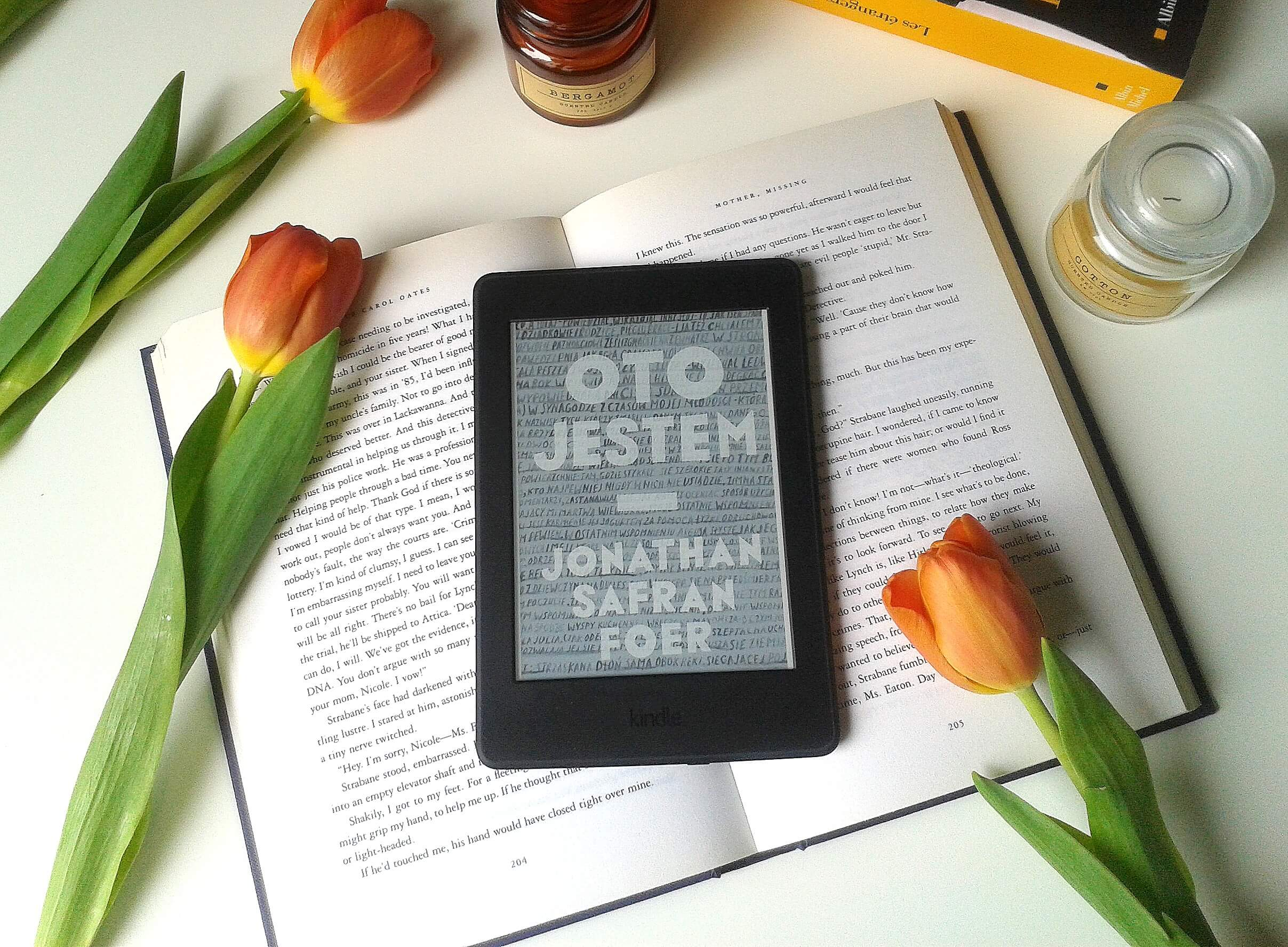 freak out book tag oto jestem foer