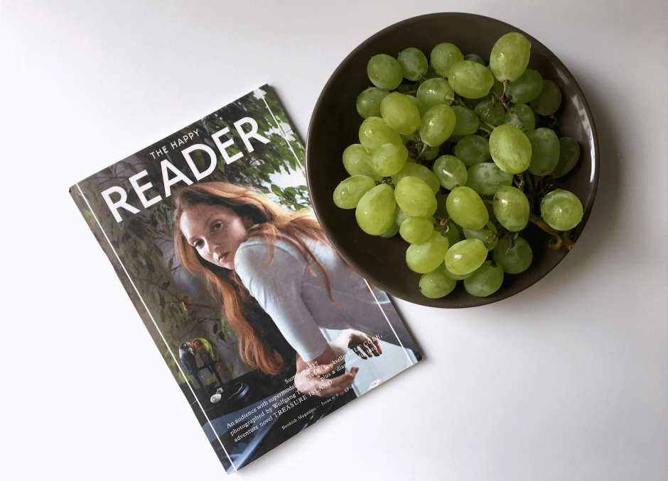 """The Happy Reader"" Cocteauandco magazyn"